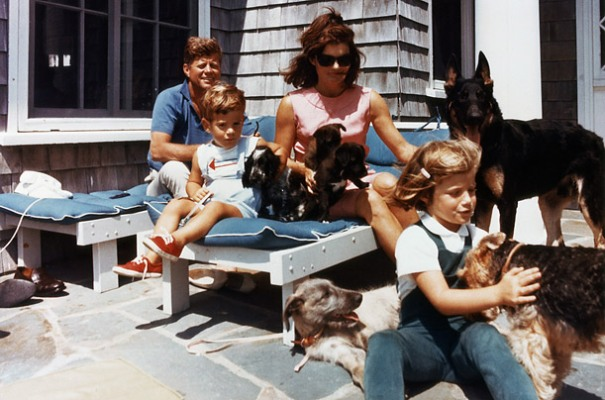 kennedy dogs -public domain
